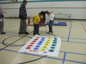 Playing Word Twister