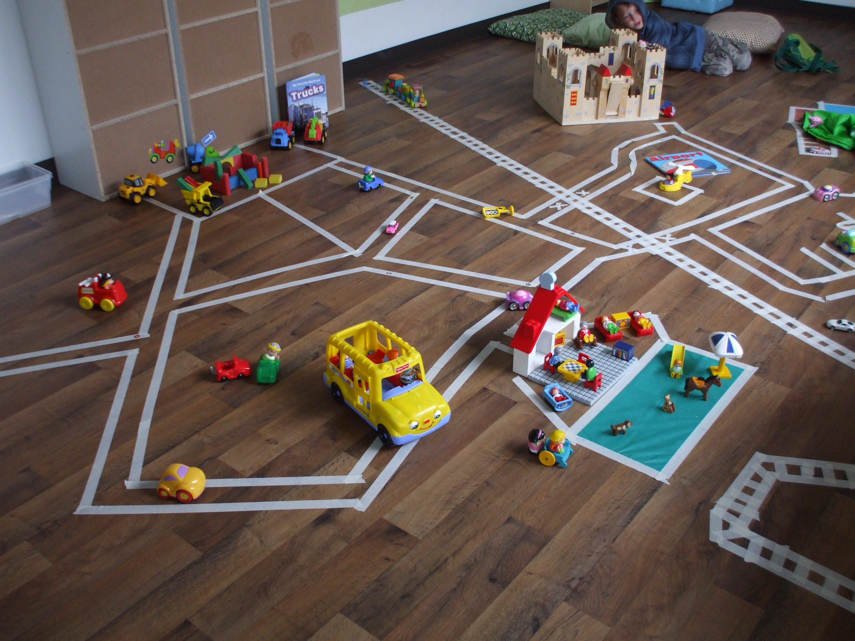 awsome at home activities for under 200
