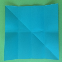 4. Reopen the paper again. You should be able to see 8 smaller rectangles